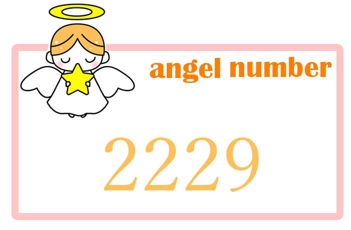 エンジェルナンバー2229